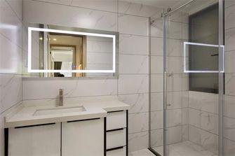 140平米三室两厅新古典风格卫生间图片大全