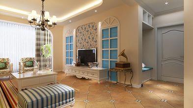 90平米四地中海风格客厅装修图片大全