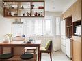 30平米小户型日式风格餐厅橱柜装修效果图