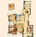 公寓地中海风格装修图片大全