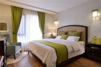 120平米三室三厅美式风格卧室装修案例
