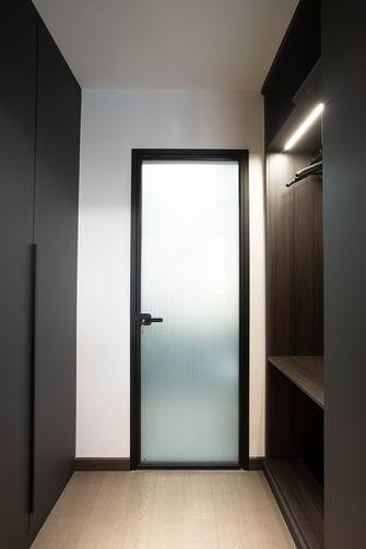 豪华型110平米三室两厅现代简约风格衣帽间效果图