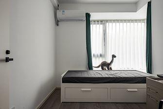 50平米混搭风格儿童房效果图