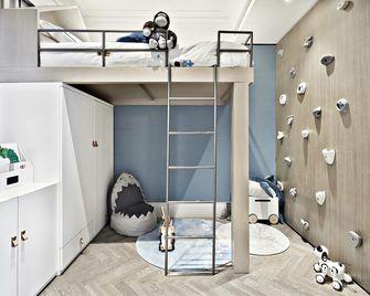 140平米四室五厅法式风格儿童房装修案例