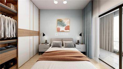 130平米三日式风格卧室图片大全