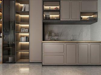 100平米复式日式风格厨房装修案例