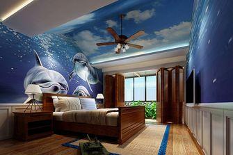 100平米四室一厅东南亚风格客厅效果图