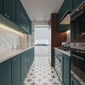 140平米法式风格厨房欣赏图