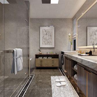 130平米三室两厅法式风格卫生间图片