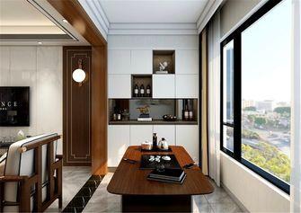 130平米三室两厅中式风格阳台装修图片大全