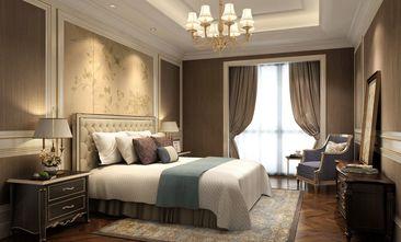 140平米四室四厅法式风格卧室效果图