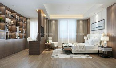 140平米别墅新古典风格卧室图片大全