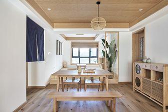 5-10万80平米日式风格餐厅装修效果图
