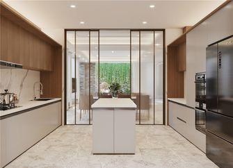 140平米四室一厅中式风格厨房设计图