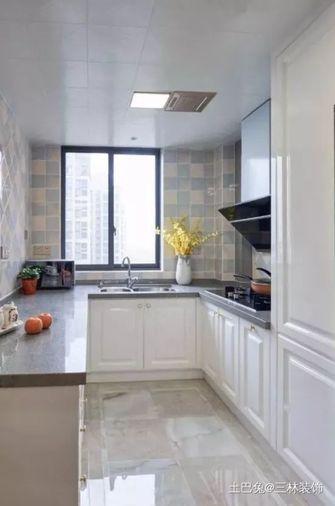 140平米三欧式风格厨房设计图