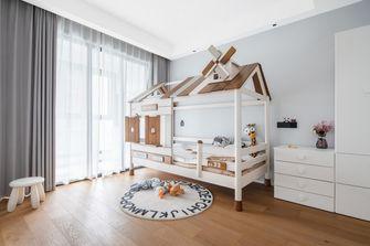 130平米四现代简约风格儿童房图