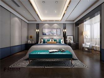 140平米别墅美式风格卧室图片