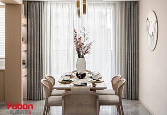 5-10万140平米四室三厅日式风格餐厅效果图