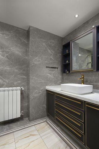 140平米四室两厅法式风格卫生间欣赏图