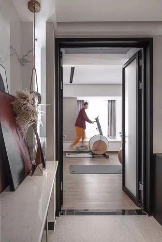 140平米四室一厅混搭风格健身室效果图