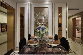 50平米欧式风格餐厅装修案例