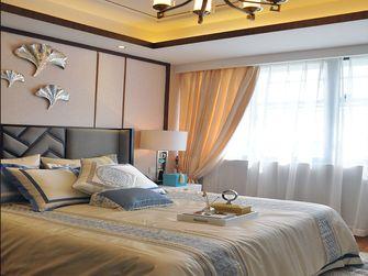120平米三室一厅欧式风格卧室图片大全