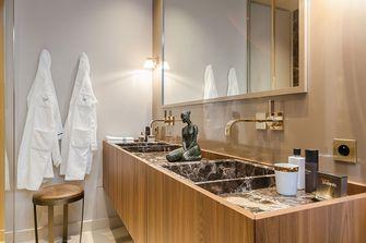 90平米法式风格卫生间装修效果图