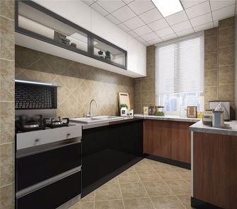 110平米三室三厅中式风格厨房设计图