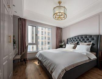 120平米四室两厅北欧风格卧室装修效果图