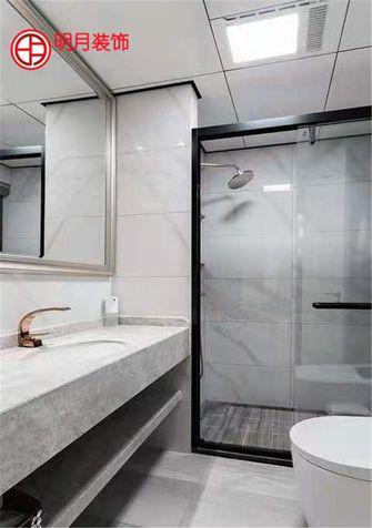120平米三室三厅其他风格卫生间设计图