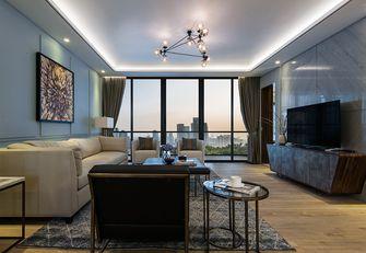 100平米三法式风格客厅图