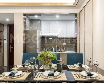 140平米三宜家风格餐厅设计图