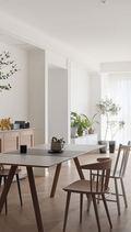 120平米一居室宜家风格餐厅图