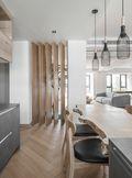 140平米四室两厅日式风格餐厅效果图