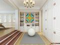 豪华型140平米复式美式风格健身室装修图片大全