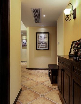 130平米美式风格走廊图片大全