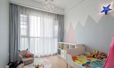130平米四室两厅现代简约风格儿童房图片大全