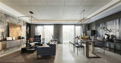 140平米复式宜家风格客厅欣赏图