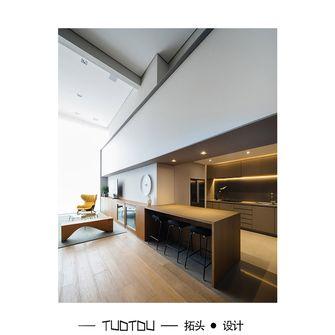 豪华型140平米四室两厅混搭风格客厅设计图