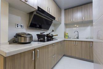 90平米三室两厅欧式风格厨房图片大全