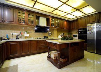东南亚风格厨房设计图