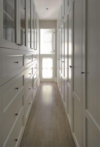 120平米三室两厅美式风格衣帽间图片大全