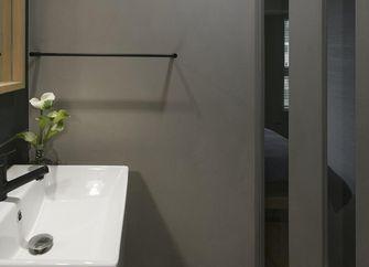 110平米四日式风格卫生间设计图