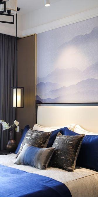 130平米三新古典风格卧室图片大全
