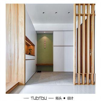 豪华型130平米日式风格玄关图