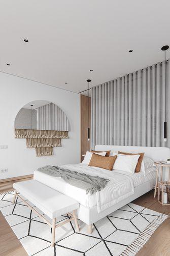 100平米一居室北欧风格卧室装修图片大全