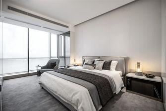 100平米三室五厅现代简约风格卧室图片大全