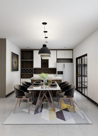 140平米四室四厅其他风格餐厅图
