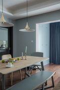 120平米三北欧风格餐厅装修效果图