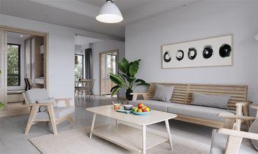 80平米一室一厅日式风格客厅装修图片大全